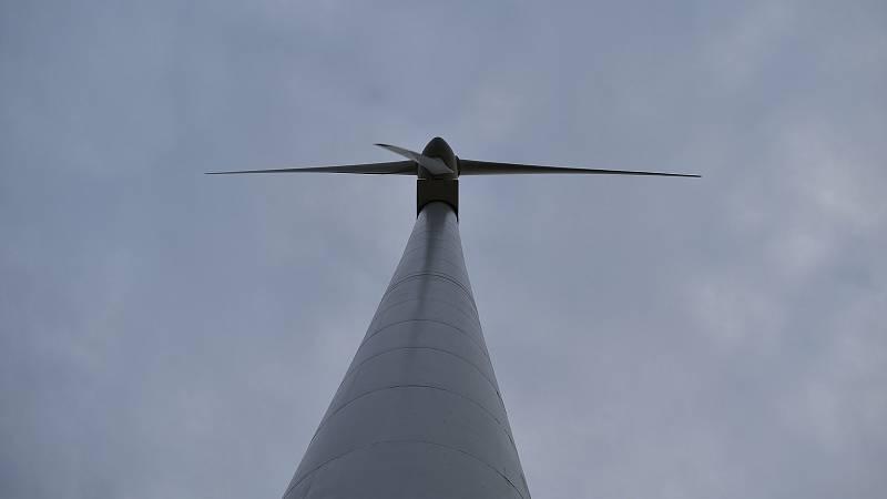 Větrné elektrárny v Ostružné