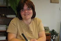 Ředitelka Potravinářského učiliště v Jeseníku Silvie Pernicová