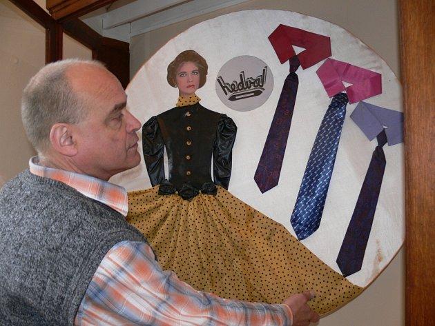Hlas někdejší majitelky Pavlínina dvora Paulíny Chiari bude provázet návštěvníka nově upravenou stálou expozicí v šumperském muzeu.