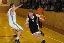 Snímky ze sobotního ligového utkání Šumperku se Žďárem (černé dresy)