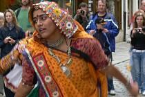Snímky z loňského ročníku šumperského folklórního festivalu