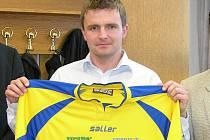 Bohdan Hecl se v neděli oblékne do šumperského dresu naposledy