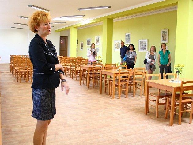 Javorník v pátek 6. září otevřel městskou knihovnu v nových prostorách.