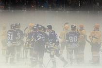 Druholigovou domácí premiéru šumperských Draků ukončila mlha