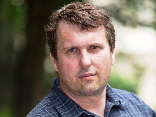 Předseda představenstva společnosti Vodohospodářská zařízení Šumperk Libor Dostál.