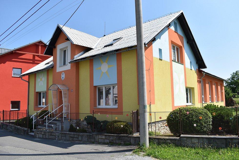 Velké Kunětice - mateřská škola.