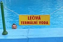 Losinský bazén na archivním snímku.