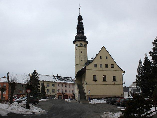 Současná podoba náměstí ve Starém Městě.
