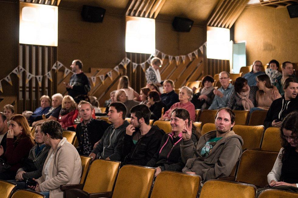 Přehlídka Filmfest ve Starém Městě