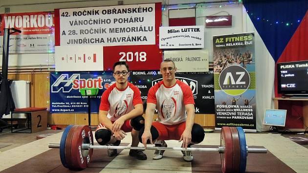 Tomáš Pliska a Zbyněk Košťák.