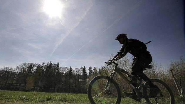 V Jeseníku mají hotovou první část cyklostezky (ilustrační foto)