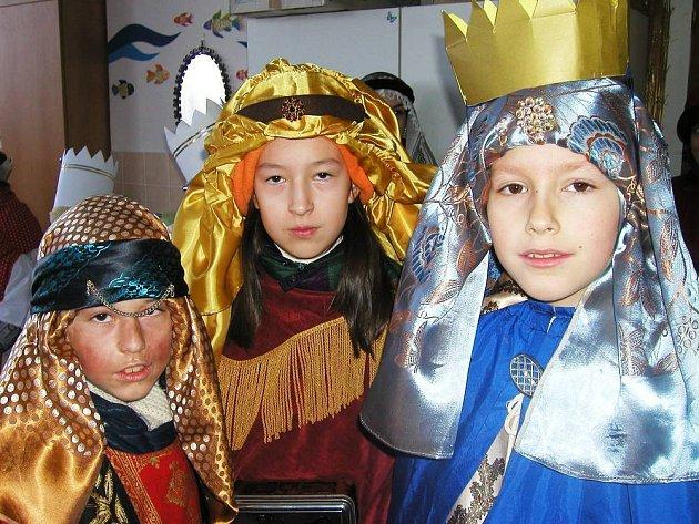 Tři králové. Ilustrační foto.