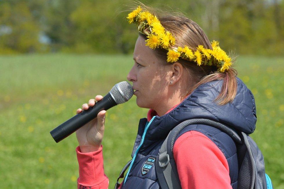 Setkání na Švédské cestě u Mírova v roce 2019