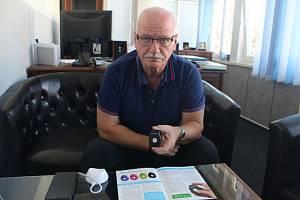 Šéf městské policie v Jeseníku Miroslav Táborský