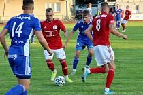 Fotbalisté Šumperku v letošním poháru končí. S Třincem prohráli 0:7