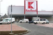 Zábřežská prodejna Kauflandu