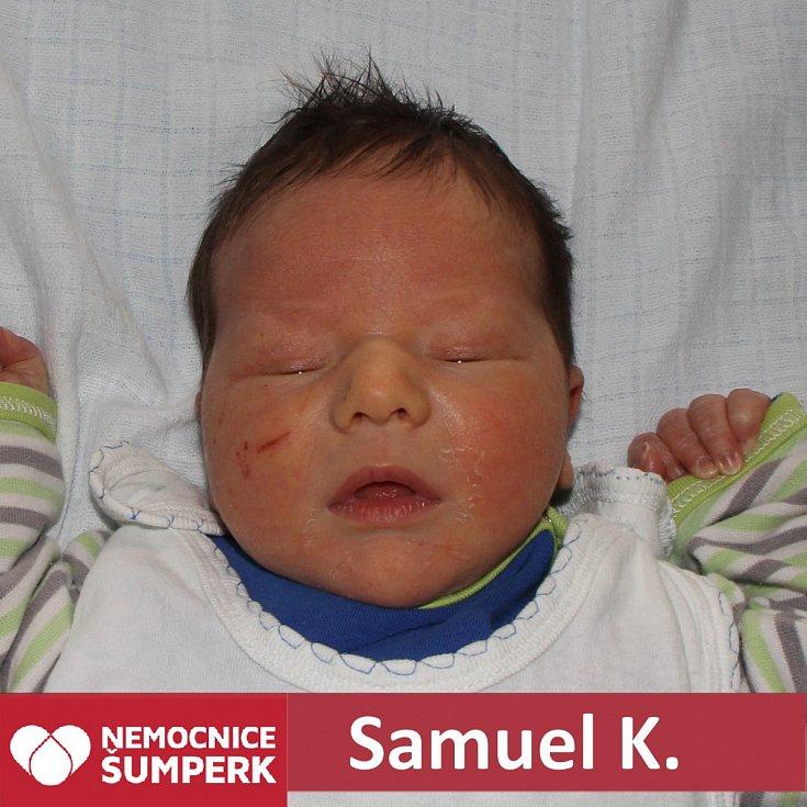 Samuel Kamaryt 12. 3. 2018 Šumperk