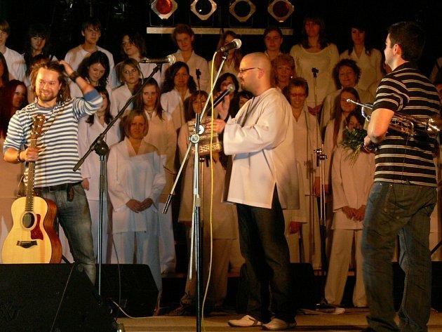 Alfa Gospel Praises s Richardem Krajčem.