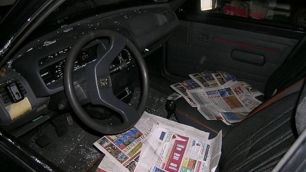Dvaačtyřicetiletý muž způsobil ve Vidnavě škodu za 1500 korun