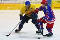 Finálový zápas Draků s Karvinou.