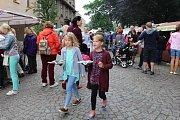 Bioslavnosti ve Starém Městě v sobotu 15. července 2017.
