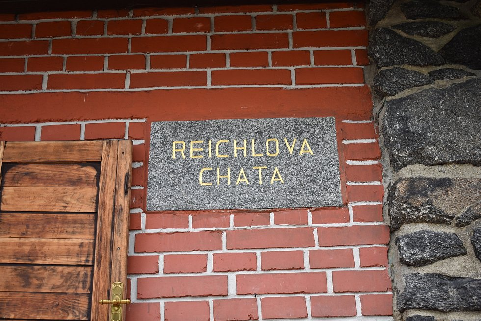 Rozhledna Lázek v Zábřežské vrchovině - Reichlova chata.