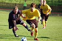 Valašské Meziříčí vs. Šumperk (žluté dresy)