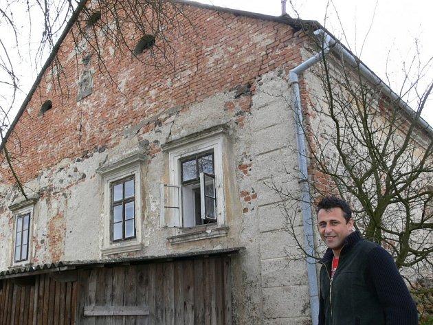 Poprvé po pěti stech letech přivítá návštěvníkypři Dnech evropského dědictví tvrz v Nemili.