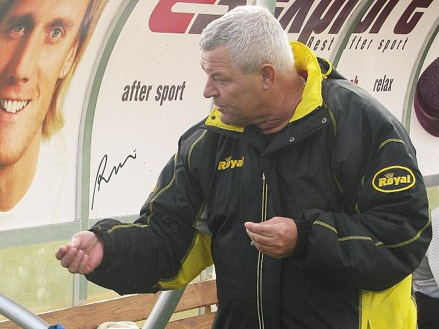 Antoním Mura během zápasu