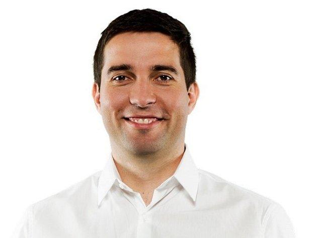 Lídr jesenické kandidátky ANO 2011 Adam Kalous.