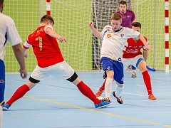 Futsalisté Mělníka poslední zápas s Jeseníkem prohráli v prodloužení