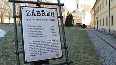 Tabulka se skloňováním názvu města Zábřeh.