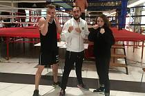 Úspěšní šumperští boxeři na akci v Opavě.
