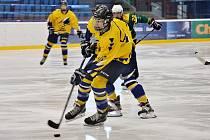 Šumperský hokejový dorost na úvod přípravy podlehl Vsetínu