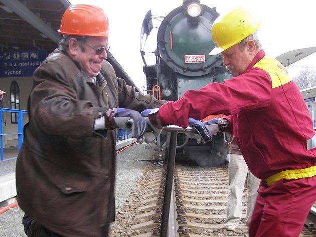 Otevírání trati