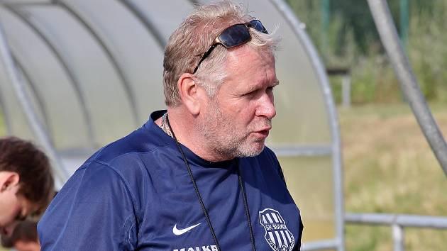 Trenér Jaroslav Rolinek