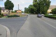 Dopravní nehoda v Bludově
