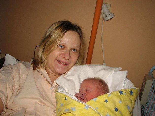 Prvním miminkem Jesenicka je Anita Fabíková ze Supíkovic.