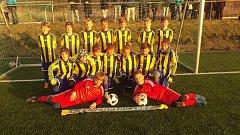 Mládežníci FK Šumperk skončili na turnaji v Českých Budějovicích druzí.