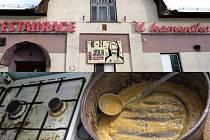 V takovémto stavu našli v druhé polovině ledna inspektoři prostory restaurace U Kameníka ve Vápenné.