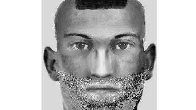 Identikit pachatele, kterého v úterý 4. října přistihla žena v domě své matky v Rapotínské ulici v Šumperku