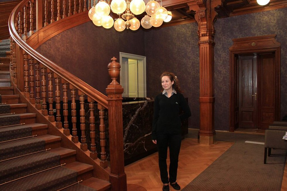Regenhartova vila v Jeseníku se změnila na čtyřhvězdičkový hotel s wellness