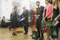 Dekorování sportovců roku města Zábřeha, kteří se dostali do letošní TOP desítky nejlepších, proběhlo  v průběhu 18. mezinárodního sportovního plesu 14. ledna v Katolickém domě.