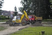 Revitalizace Smetanových sadů v Šumperku