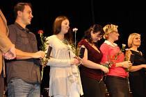 Ocenění dárců krve v Divadle Šumperk
