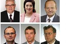 Bývalí poslanci ze Šumperska a Jesenicka.