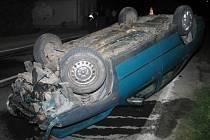 Nehoda v Libině