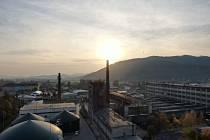 Bioplynová stanice v Rapotíně