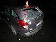 Opilý šofér renaultu boural ve Velkých Losinách, nadýchal 4 promile