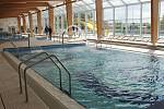Nově zrekonstruovaný bazén v Šumperku - 27. 5. 2020